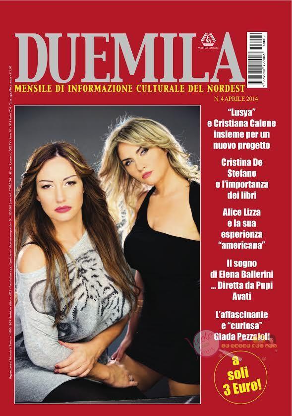copertina lusya