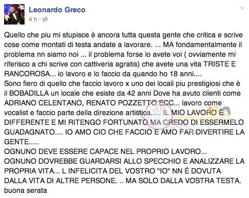 Leonardo Greco