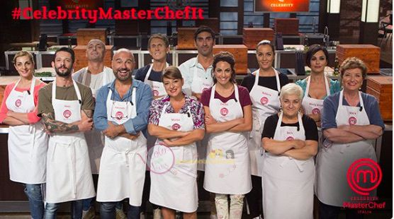 Concorrenti interessanti per il nuovo format celebrity for Masterchef gioco