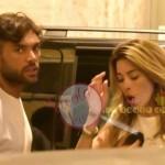 Aida Yespica e Giuseppe Lama foto dal settimanale Spy