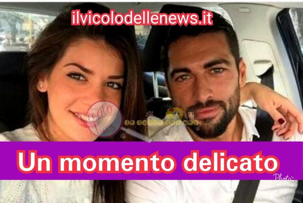 Mary Falcone e Giovanni Angiolino