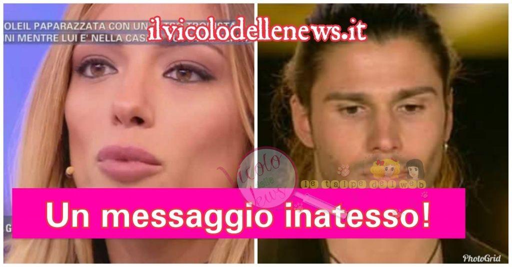 Luca onestini e soleil sorgé