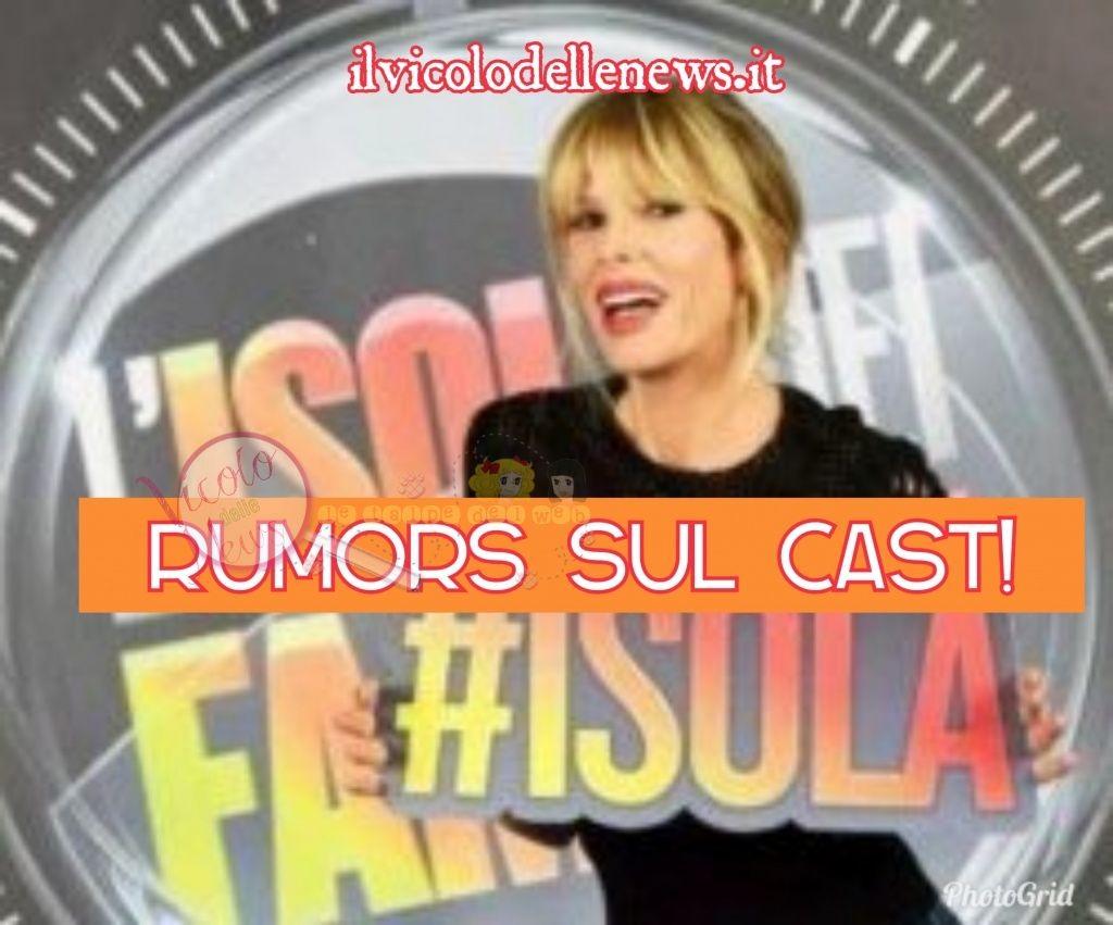 Isola Rumors