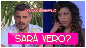 Francesco monte e Jessica cerniglia