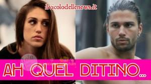 Cecilia Rodriguez e Luca Onestini é