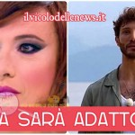 Luxuria e Stefano de Martino