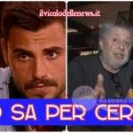 Lele Mora e Francesco Monte