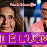 Alfonso Signorini e Alessia Mancini
