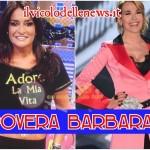 Barbara D'urso, Aida Nizar