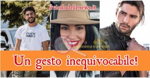 Giulia De Lellis, Luca Onestini, Ignazio Moser