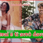 Andrea Damante, Giulia De Lellis