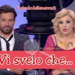 Gianni Sperti, Tina Cipollari che