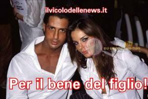 Fabrizio Corona e Nina Moric
