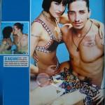 Marcello Sacchetta e Giulia Pauselli