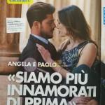 Paolo Crivelli e Angela Caloisi