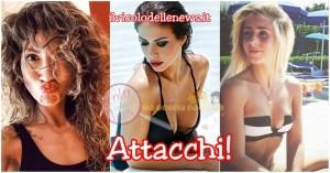 Rita Cardinale, Giorgia Lucini, Lara Zorzetto