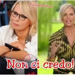 Simona Ventura, Maria De Filippi