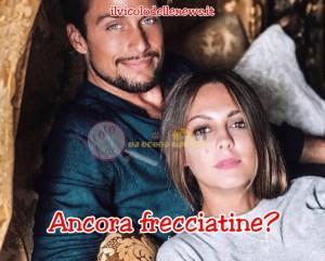 Martina Sebastiani e Andrea Dal Corso