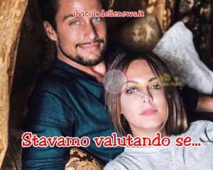 Andrea Dal Corso e Mattina Sebastiani