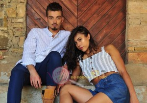 Lauren Celentano e Daniele Rommelli