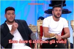 Luigi Mastroianni e Lorenzo Riccardi