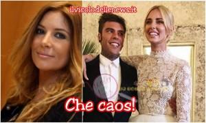 Fedez, Selvaggia Lucarelli, Chiara Ferragni