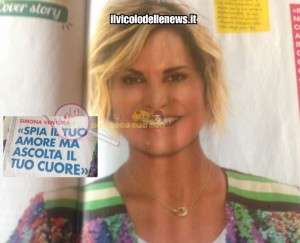 Simona Ventura intervista