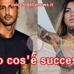 Fabrizio Corona e Zoe Cristofoli