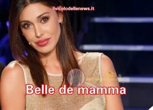 belen Rodriguez fidanzata