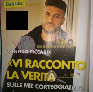 lorenzo riccardi intervista