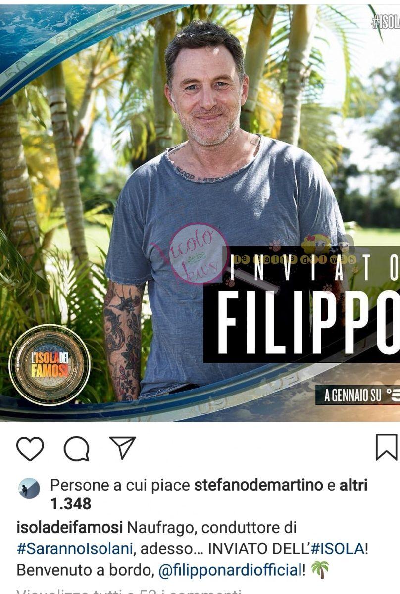 filippo nardi inviata