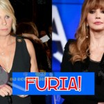 milly carlucci vs maria de filippi