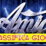 amici 18 classifica gioco