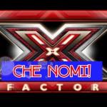 x factor giudici nomi