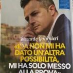 Riccardo Guarnieri intervista magazine