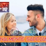 Claudia Dionigi e Lorenzo Riccardi Temptation Island Vip