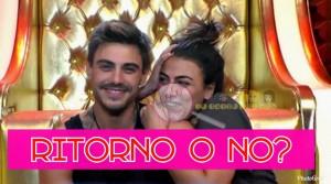 Francesco Monte e Giulia Salemi ritorno
