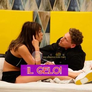 Gennaro Lillio e Francesca De Andrè il gelo