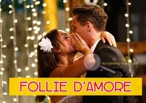 Gennaro Lillio e Francesca De Andrè notte d'amore