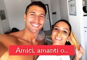 Gianmarco Onestini e Erica Piamonte