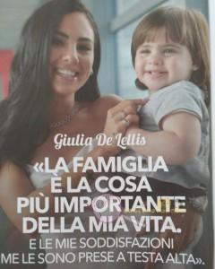 Giulia De Lellis intervista