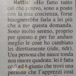 Luca Daffré e Mattia Marciano risposte