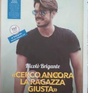 Nicolò Brigante intervista