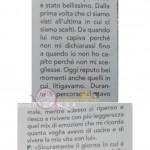 Paolo Crivellin e Angela Caloisi risposta 2