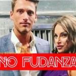 gennaro Lillio e Francesca de André fidanzati