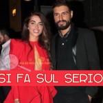 Fabio Colloricchio e Violeta