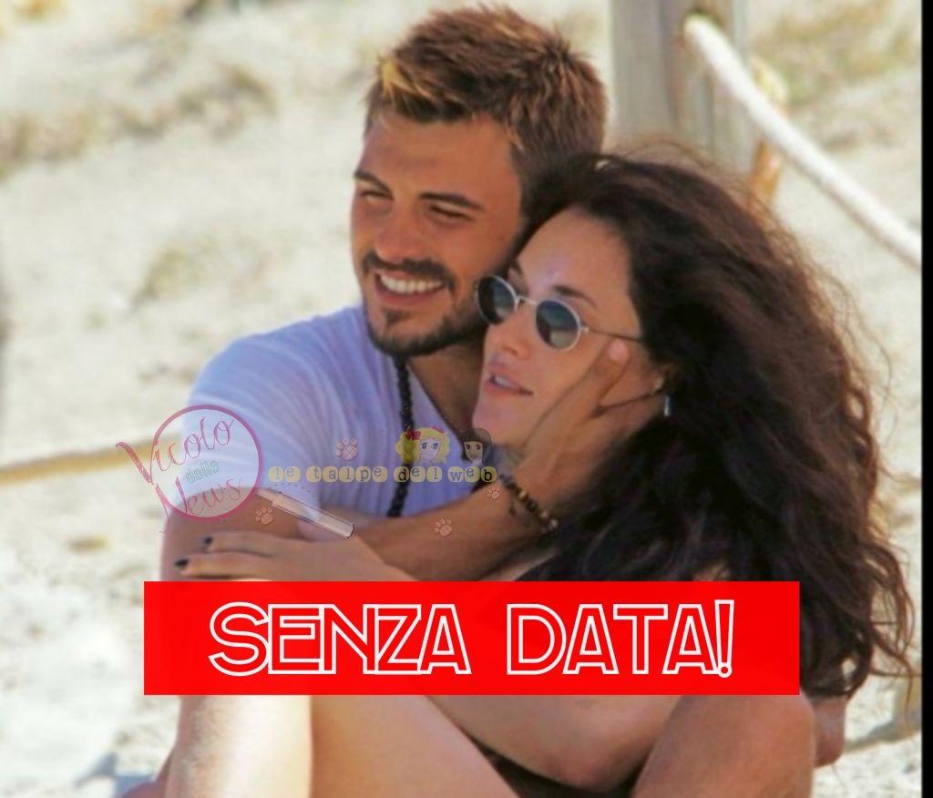 Francesco Monte e Isabella De Candia foto posate
