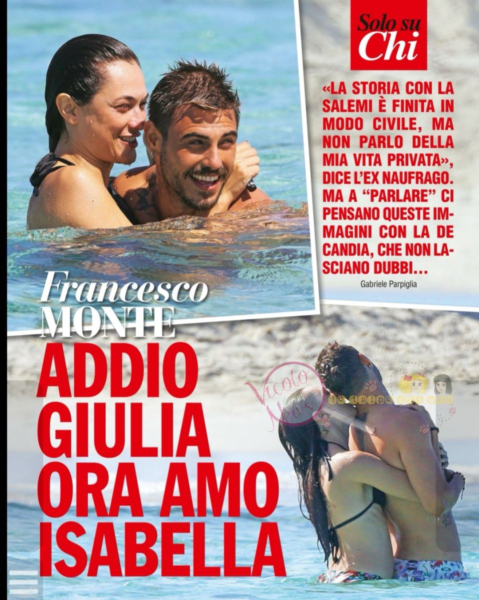 Francesco Monte e Isabella De Candia foto posate  5