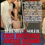 jeremias Rodriguez e soleil stasi foto posate 2