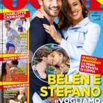 Belén Rodriguez e stefano de Martino intervista